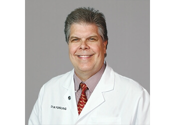 El Monte podiatrist Dr. Michael Forsling, DPM