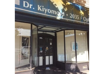 Berkeley eye doctor Dr. Michael G. Kiyomoto, OD