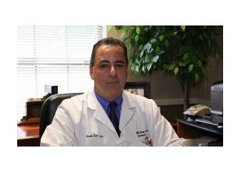 Grand Prairie eye doctor Dr. Michael Grace, OD
