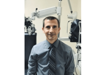 Killeen pediatric optometrist Dr. Michael Moses, OD