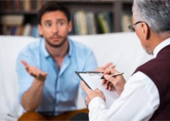 Mobile psychologist Dr. Michael Rosenbaum, Ph.D