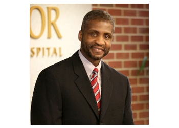 Norfolk primary care physician Michael Tucker, MD