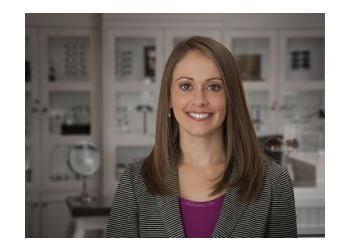 Charlotte pediatric optometrist Dr. Michelle Mumford, OD
