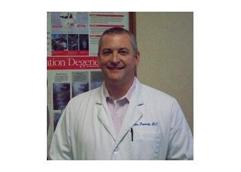 Huntsville chiropractor Dr. Mike Fruendt, DC