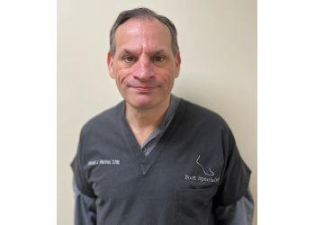 Lowell podiatrist Dr. Mitchell Wachtel, DPM