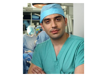 Baltimore urologist Dr. Mohamad Ezzeddine Allaf, MD