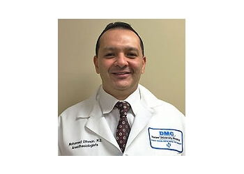 Detroit pain management doctor Dr. Mohamed Osman, MD