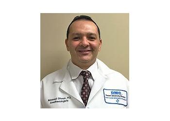 Detroit pain management doctor Mohamed Osman, MD