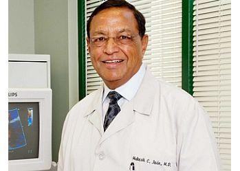 Chicago cardiologist Mukesh C. Jain, MD