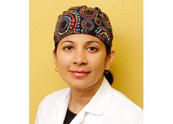 Fremont dentist Dr. Munira Lokhandwala, DDS, FAGD, FICOI