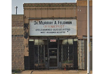 Detroit eye doctor Dr. Murray A. Feldman, OD