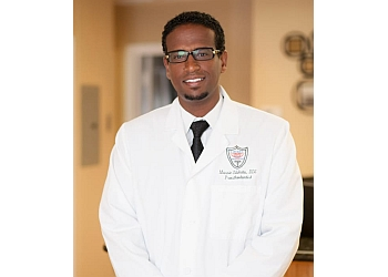 Oakland cosmetic dentist Dr. Mussie Sibhatu, DDS, MS