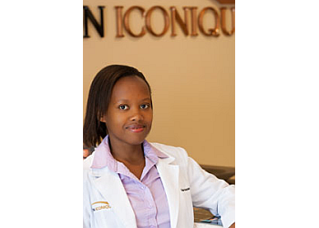 Baltimore pediatric optometrist Dr. Nadia Rutayisire, OD