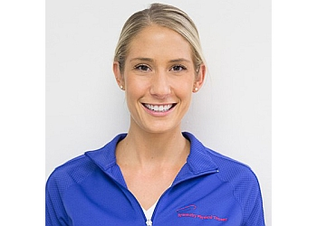 Miami physical therapist Natalia Sikaczowski, PT, DPT, CSCS