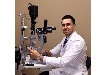 Worcester eye doctor Dr. Nicholas Feucht, OD