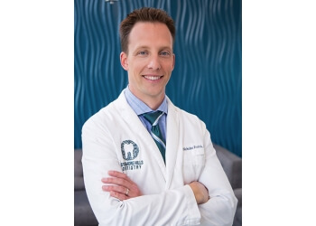 Fort Wayne dentist Dr. Nicholas Rorick, DDS, Ph.D, FAGD