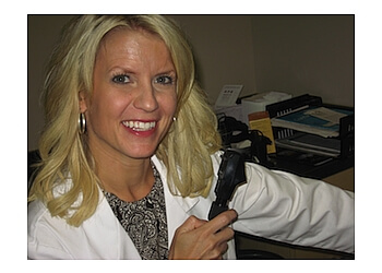 Sterling Heights pediatric optometrist Dr. Nicole P. Koski, OD