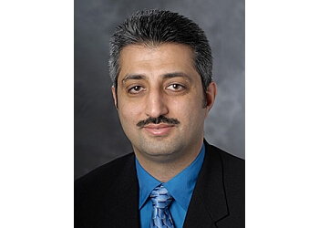 Chicago endocrinologist Dr. Nidal Hasan, MD