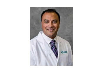 Atlanta urologist Nikhil Lalit Shah, DO