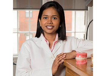 Boston orthodontist Dr. Nithya Minnah, DMD