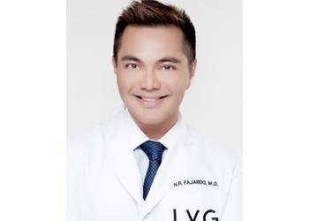 Las Vegas gastroenterologist Dr. Noel R. Fajardo, MD