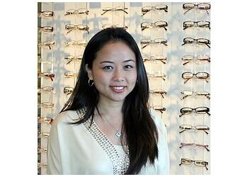 Honolulu eye doctor Dr. Nora M. Y. Chan, OD