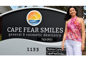 Wilmington cosmetic dentist Dr. Norma Cortez, DDS, PA