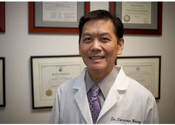 Downey pediatric optometrist Dr. Norman KH. Wong, OD