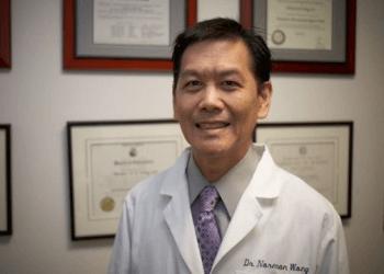Downey pediatric optometrist Dr. Norman KH. Wong, OD