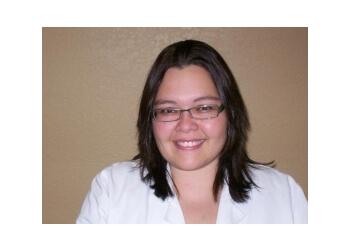 San Antonio pediatric optometrist Dr. Nydia Rosillo, OD