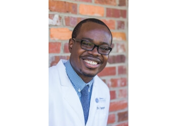 Fayetteville cosmetic dentist Dr. Olu Oyegunwa, DDS