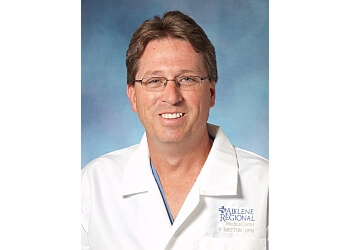 Abilene podiatrist Dr. Patrick Bruton, DPM