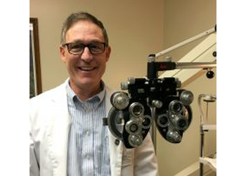 Wichita pediatric optometrist Dr. Patrick J. Pirotte, OD, FCOVD, Dipl. ABO