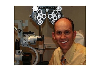 Thousand Oaks pediatric optometrist Dr. Paul A. Snyder, OD