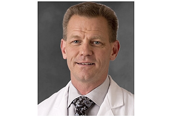 Greensboro pain management doctor Dr. Paul C. Harkins, PhD, MD