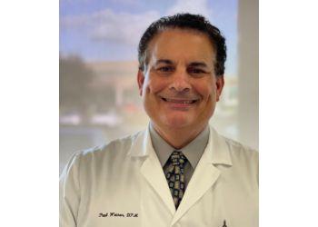 Vallejo podiatrist Dr. Paul D. Weiner, DPM