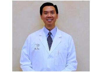 Laredo eye doctor Dr. Paul K. Tran, OD