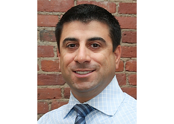 Boston pediatric optometrist Dr. Paul M. Cangiano, OD