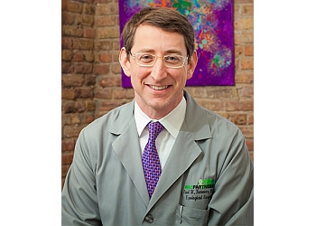 Chicago urologist Dr. Paul M. Yonover, MD