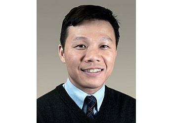 Roseville pediatrician Paul Wang, MD