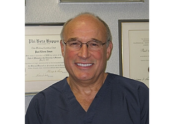 Minneapolis orthodontist Dr. Paul P. Ziman, DDS