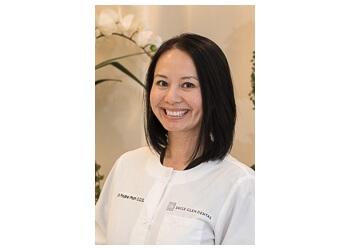 Corona cosmetic dentist Dr. Pauline Pham Wong, DDS