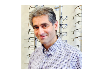 Oakland pediatric optometrist Dr. Payam Zarehbin Irani, OD