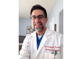 El Monte podiatrist Dr. Payman Hoshyarsar, DPM