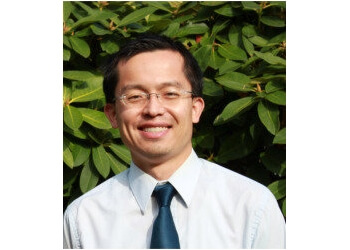 Bellevue dentist Dr. Peter Chien, DMD, MPH