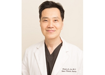 Los Angeles plastic surgeon Peter Lee, MD, FACS