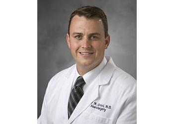 Raleigh neurosurgeon Peter M. Grossi, MD