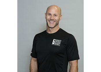 Cincinnati physical therapist Dr. Phil Cadman, PT, DPT