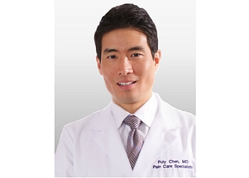 Salem pain management doctor Poly Chen, MD