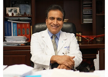 Allentown urologist Dr. Pragnesh A. Desai, DO